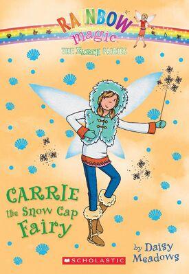 Carrie, snowcap fairy USA