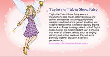 TaylorProfile