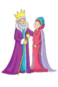 File:The King and Queen.jpg