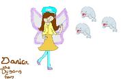 Danica, drawn by Amathist1998