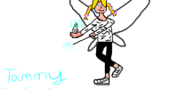 Tabby the Vanilla Cupcake Fairy