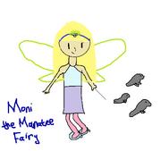 Moni drawn by Destiny