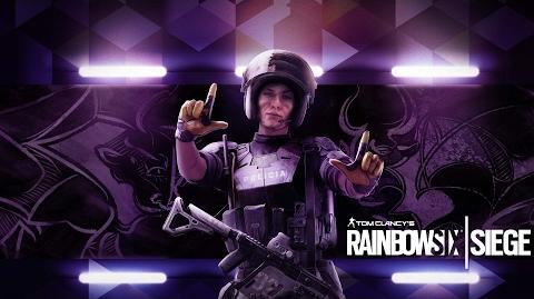 Tom Clancy's Rainbow Six Siege - Velvet Shell MIRA Teaser