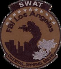 FBI Swat Logo