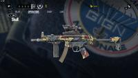 MP5 Skull
