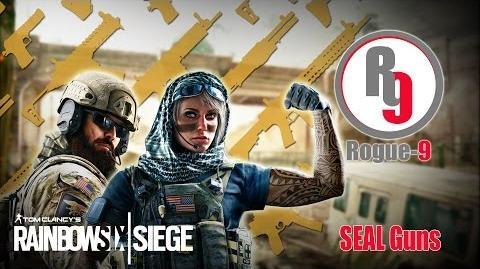 Navy SEAL Guns - Rainbow Six - Siege