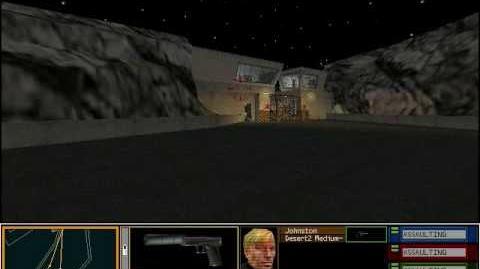 Tom Clancy's Rainbow Six Rogue Spear Mission 09 - Operation - Diamond Edge