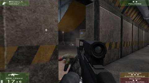 Tom Clancy's Rainbow Six Raven Shield Mission 04 - Operation - Sentinel Wolf