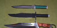 Rambo Survival Knives