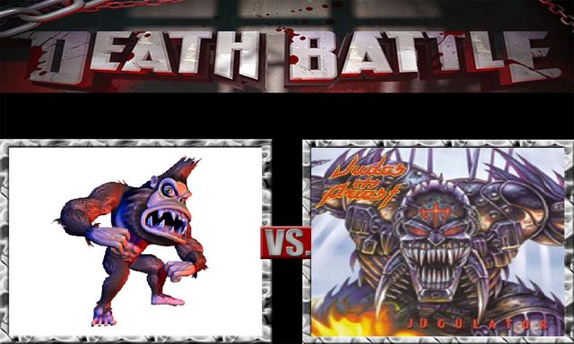 File:DEATH BATTLE Idea - George Vs. Jugulator.png