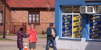 Zdjęcia z planu - Ławeczka w Unii (Album)