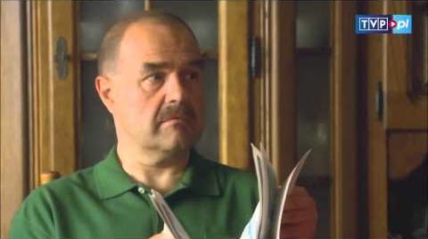 Ranczo - Strzał w serce wyborcy - scena z odc. 79