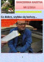 Ranczerska Gazetka 2 Okładka
