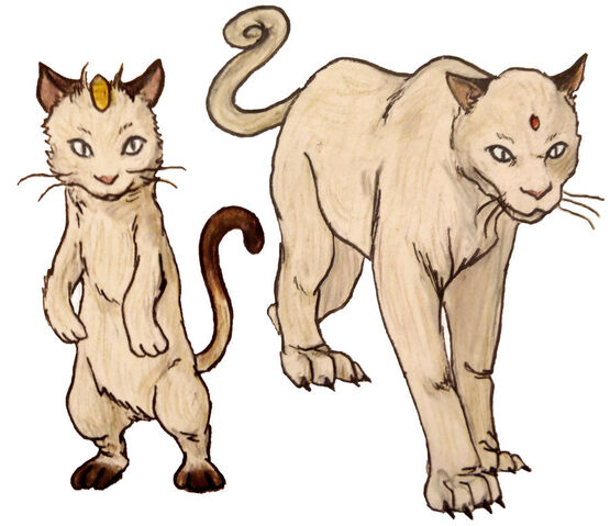 File:Meowth and persian by mbecks14-d5rpyc4.jpg