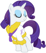 Rarity in a bathrobe vector by kooner01-d46b147
