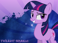 Twilight sparkle wallpaper by swordbeam-d48622m