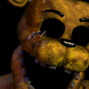 FNaF2 Golden Freddy