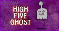 HighFiveGhost