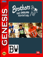 Brothers Sega Genesis game
