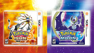 Pokemon Sun and Moon box