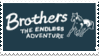 Brothers The Endless Adventure stamp
