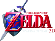 180px-Ocarina of Time 3D Logo