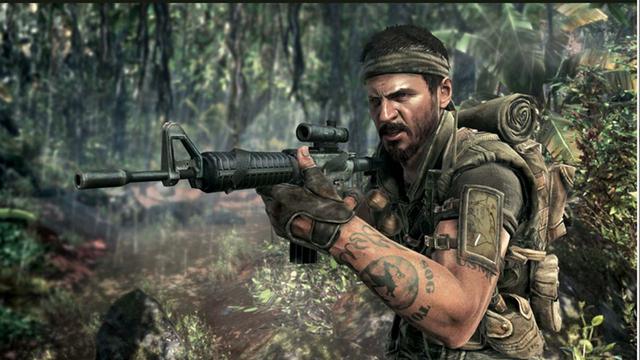 File:Sgt Frank Woods Black ops by spyash2.png