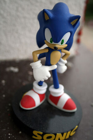 Sonic The Hedgehog Figure