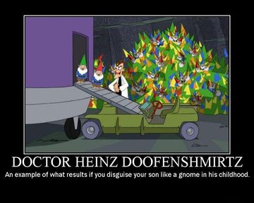 Dr Doofenshmirtz Motivator by HiyonoEva