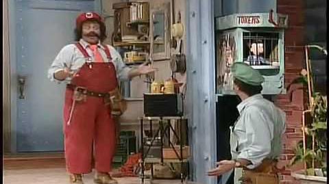Super Mario Brothers Super Show!