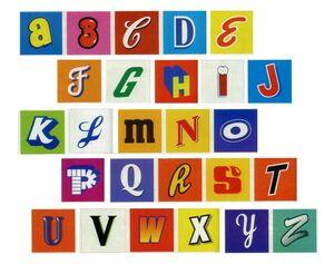 Logo-alphabet