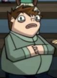 Nameless Boy with Grey Jacket