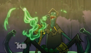 The Sorcerer in TOTGDN 1