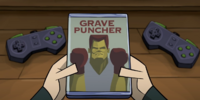 Grave Puncher