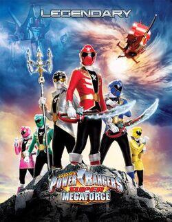 Super Mega Rangers