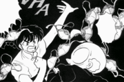 Ranma throws bras - Let Your Hair Down