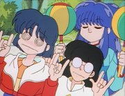 Knocked out - Xmas Without Ranma