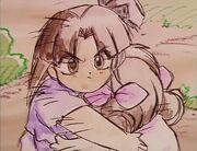 Natsume & Kurumi as children