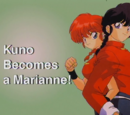 Kuno Becomes a Marianne!