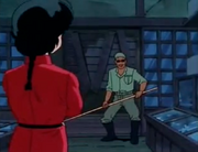 Principal panics - Secret Don of Furinkan