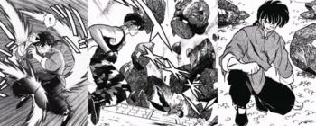 Ranma - Durability