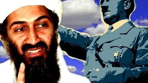 Crazy Rap Battles 2 Adolf Hitler VS Osama Bin Laden-2