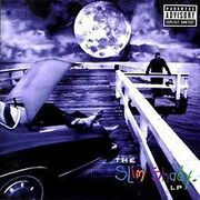 The slim shady lp cover