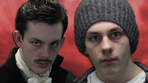 Eminem vs Edgar Allan Poe - Epic Rap Battles of History (Parody)