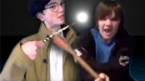 Harry Potter vs Percy Jackson - Epic Rap Battle Parodies