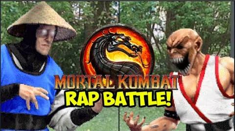 Mortal Kombat Rap Battles