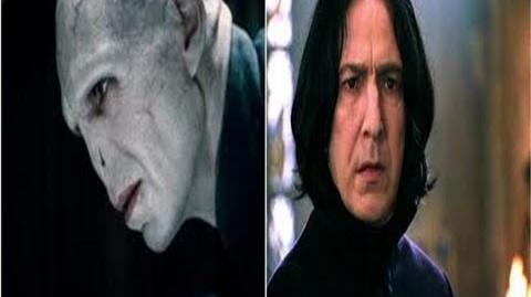 Rap Battle 12 - Snape vs