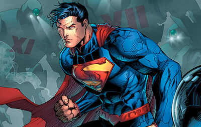 Character bio 576 superman