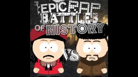 Epic Fanmade Rap Battles of History 15