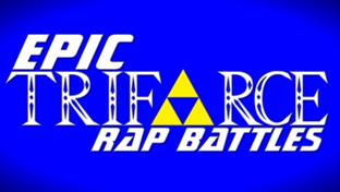 Epic triforce rap battles